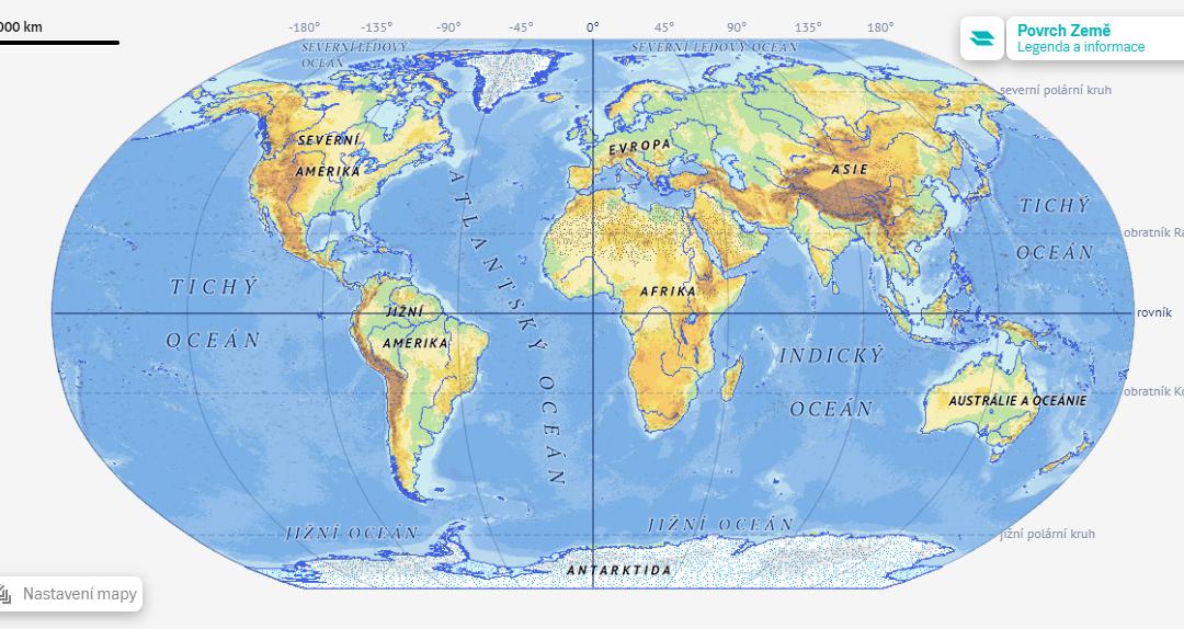 Atlas Mapy.cz